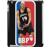 BBP Logo Shirt lrg iPad Case/Skin