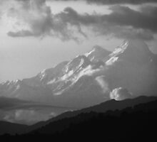 Lonely Mountain  by Liam  Camp