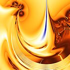 Gold Drop 01 by nvcreations