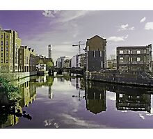 Urban reflections by Tim Constable by Tim Constable