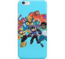 Big Hero 6 Team - Marvel iPhone Case/Skin