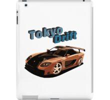 Fast and Furious - Tokyo Drift iPad Case/Skin
