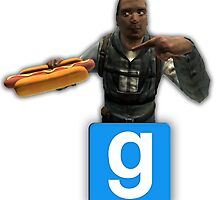 Garry's Mod Hotdog by Fangs