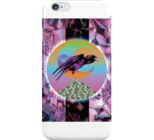 Crystal Crow iPhone Case/Skin
