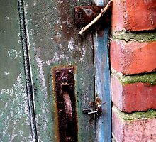 Old Door by gothgirl