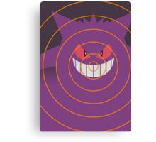 Gengar: Hypnosis Canvas Print