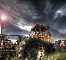 Harvesting days are over by Ben Pacificar