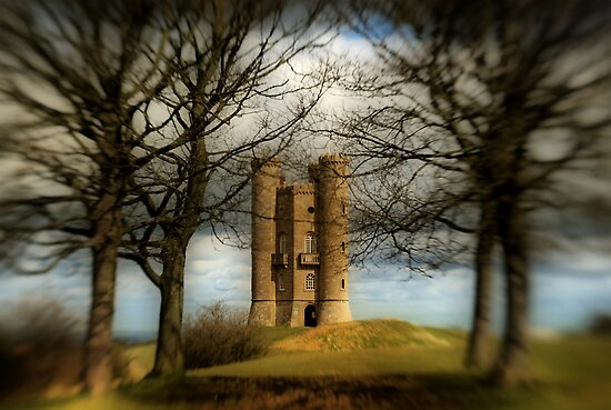 Broadway Tower by Matthew Walters
