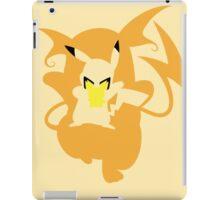 Pichu - Pikachu - Raichu iPad Case/Skin