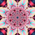 The blooming kaleidoscope by walstraasart