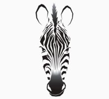 Zebra T by Marc Johnson