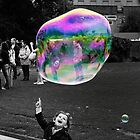 Bubble boy  2 by Specular