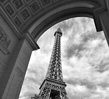 No. 3, La Tour Eiffel de Vegas by Benjamin Padgett