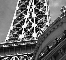 No. 4, La Tour Eiffel de Vegas by Benjamin Padgett