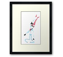 Jinx, Minus the Cannon Framed Print