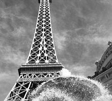 No. 30, La Tour Eiffel de Vegas by Benjamin Padgett