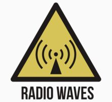 Radio waves. Kids Clothes