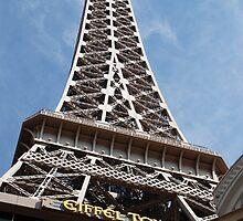 No. 35, La Tour Eiffel de Vegas by Benjamin Padgett
