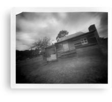 Berima VII - Polaroid Pinhole Canvas Print