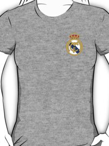 Real Madrid. Real. Soccer. Football. Team. Spain T-Shirt