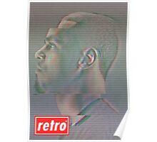 J. Cole - Retro Poster