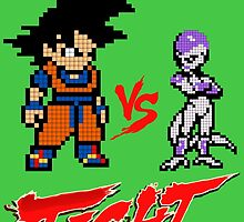 Goku Vs Frieza 8MB by Lannie1787