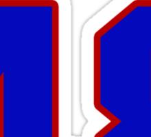 National baseball player Howie Judson jersey 48 Sticker