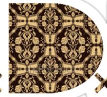 TDE Luxury Sticker