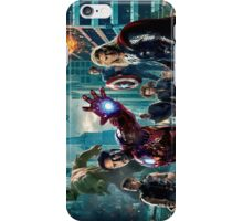 Avengers iPhone Case/Skin