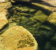 Bahana Gorge - Rockpool by Chris Cohen
