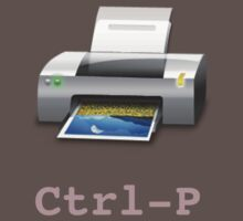 Ctrl-P by Salvatore Testa
