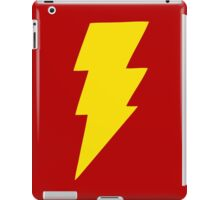 The big bang bolt. iPad Case/Skin