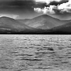 Loch Lomond View by Emily Faulkner