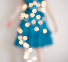 Girl in a Blue Dress No. 3 by AineKendall