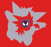 Gastly - Haunter - Gengar | Plain Kids Clothes