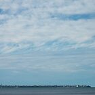 View of Hervey Bay from Urangan Pier by KittenFlower