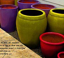 Jars of Clay by Rebecca Jarboe
