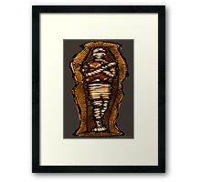 Mummy & Teddy Framed Print