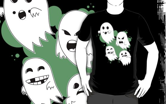Copycat Ghost by Hutzon