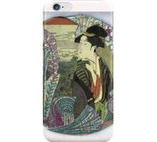 Land Of The Rising Sun iPhone Case/Skin