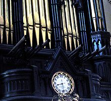 Cathedral organ by PPPhotoArt