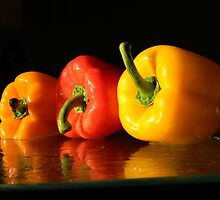 Peppers by danielleunicorn