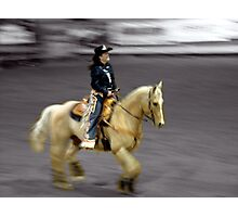 Rodeo Royalty Photographic Print