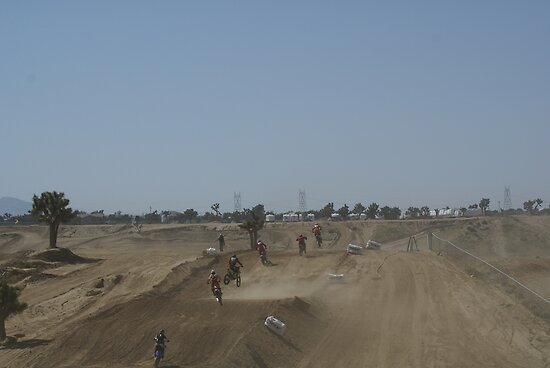 Loretta Lynn's SW Area Qualifier - LOVES RED! Competitive Edge MX - Hesperia, CA, (217 Views as of 5-9-11) by leih2008