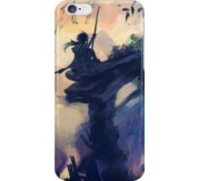 The boy who loved heights iPhone Case/Skin