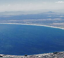 Table Bay - Cape Town - South Africa by Anthony Booysen