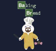 Baking Bread by monkeyminion