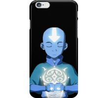 Avatar The Last Airbender Aang's Avatar State With Raava iPhone Case/Skin