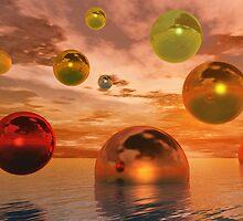Spheres by Annika Strömgren