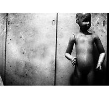 KID MANNEQUIN Photographic Print